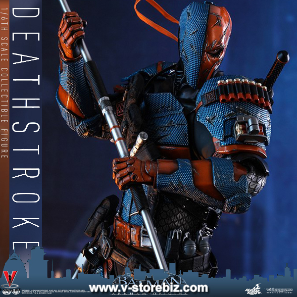 Hot Toys VGM30 Batman : Arkham Origins Deathstroke