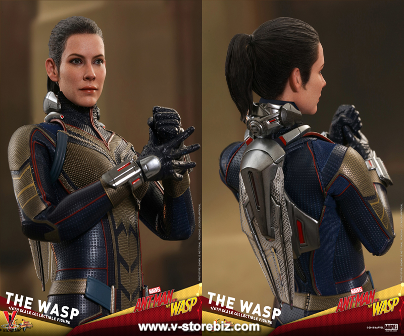 Hot Toys MMS498 AntMan & The Wasp - The Wasp