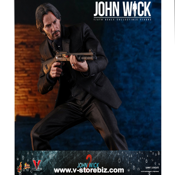 Hot Toys MMS504 Chapter 2 John Wick