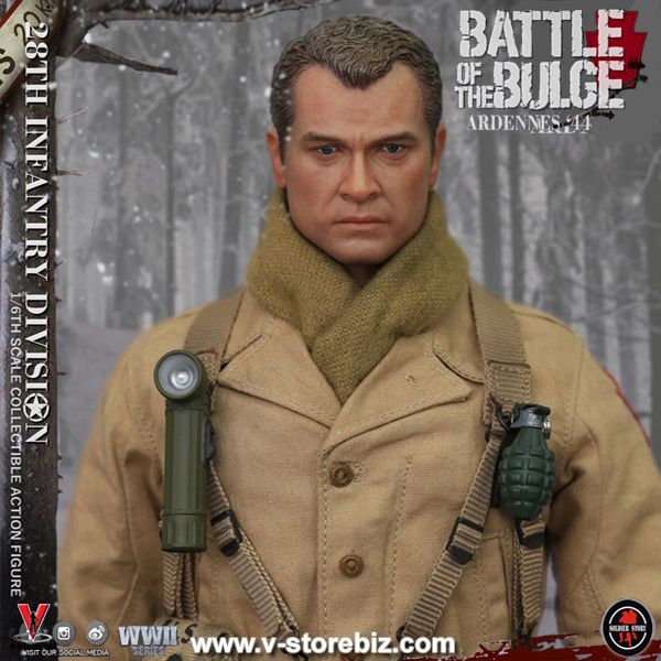 Soldier Story SS111 U.S. Army 28th Infantry Division Ardennes 1944