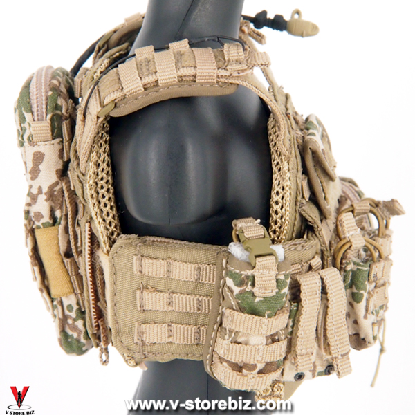 Soldier Story SS104 KSM VBSS Lindnerhof Plate Carrier Vest & Pouches