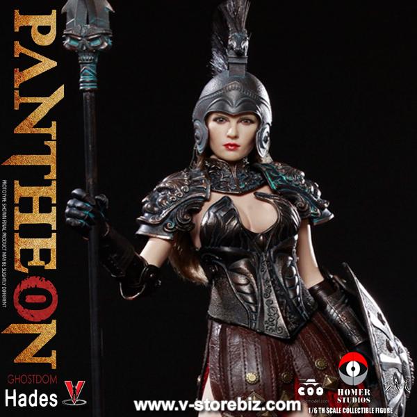 Coomodel x Homer HS002 Pantheon : Hades Goddess of the Underworld
