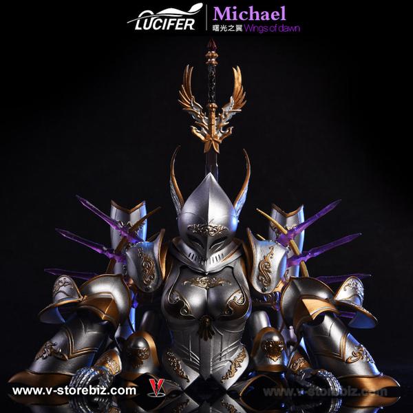 Lucifer Toys Wings of Dawn Michael (Swordsman Ver.)
