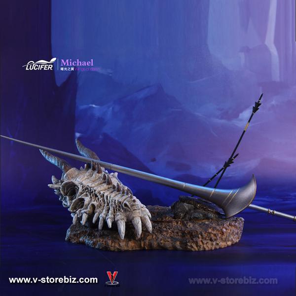 Lucifer Toys Wings of Dawn Michael (Big Angel Ver.)