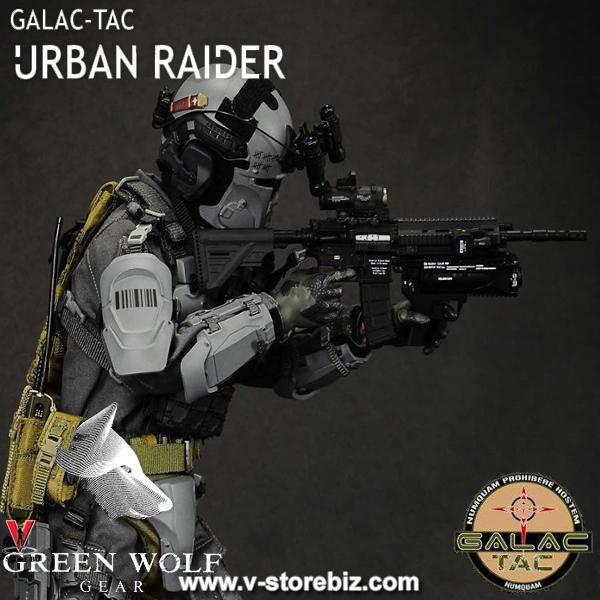 Green Wolf Gear GWG-008 Galac-Tac Urban Raider