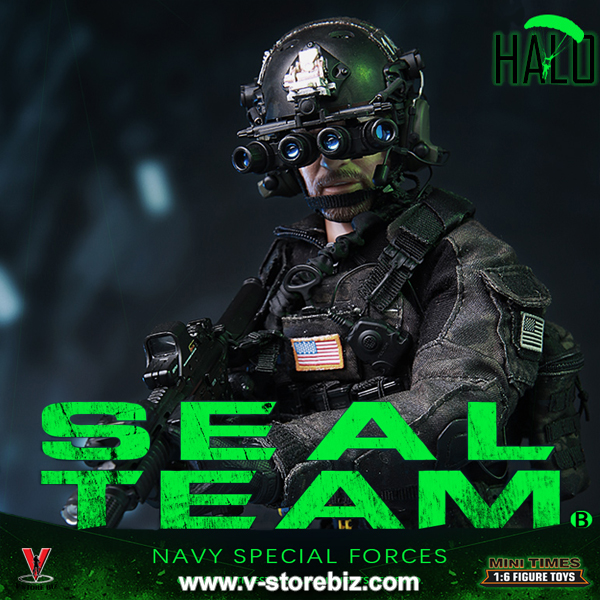 MiniTimes M013 SEAL Team Six HALO