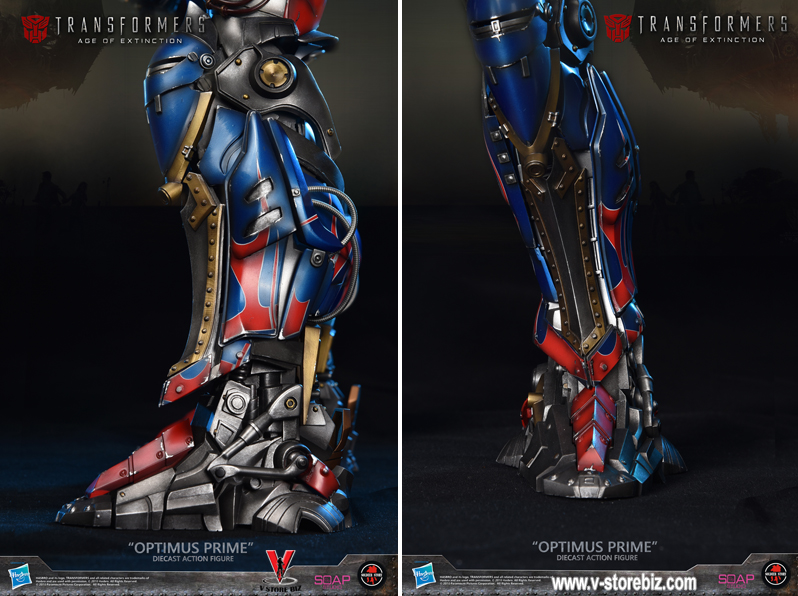 "Soldier Story Hobby TDAF-001 Transformers Age of Extinction 20""Optimus Prime"