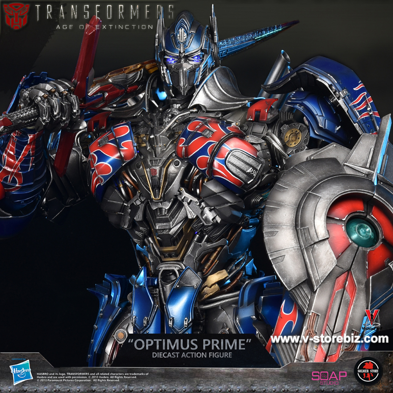 """Soldier Story Hobby TDAF-001 Transformers Age of Extinction 20""""Optimus Prime"""