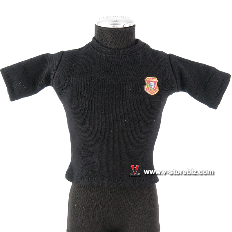 Soldier Story SS105 ISOF Black Tactical Uniform