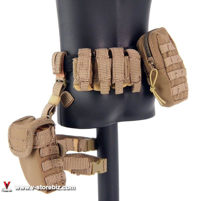 Soldier Story SS105 ISOF War Belt & Pouches
