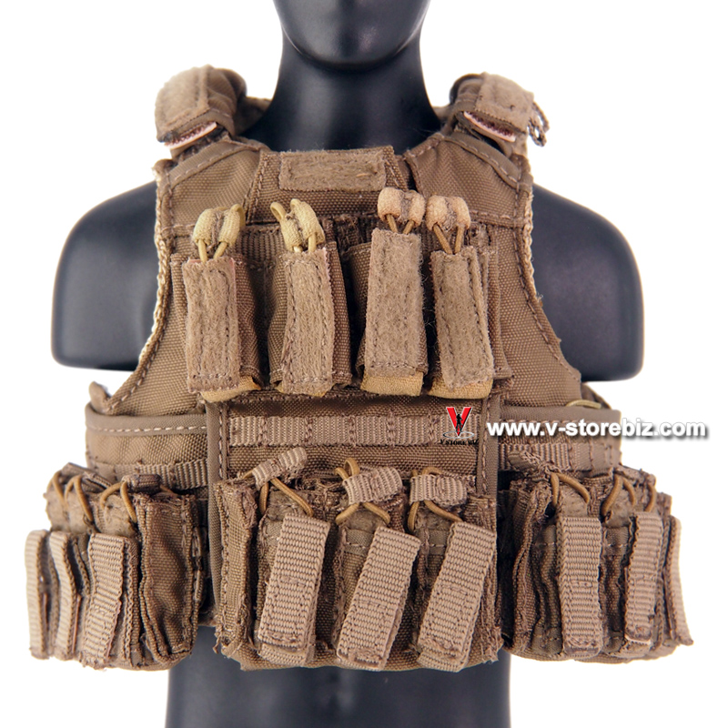Soldier Story SS105 ISOF BAE System RBAV Armor Vest & Pouches