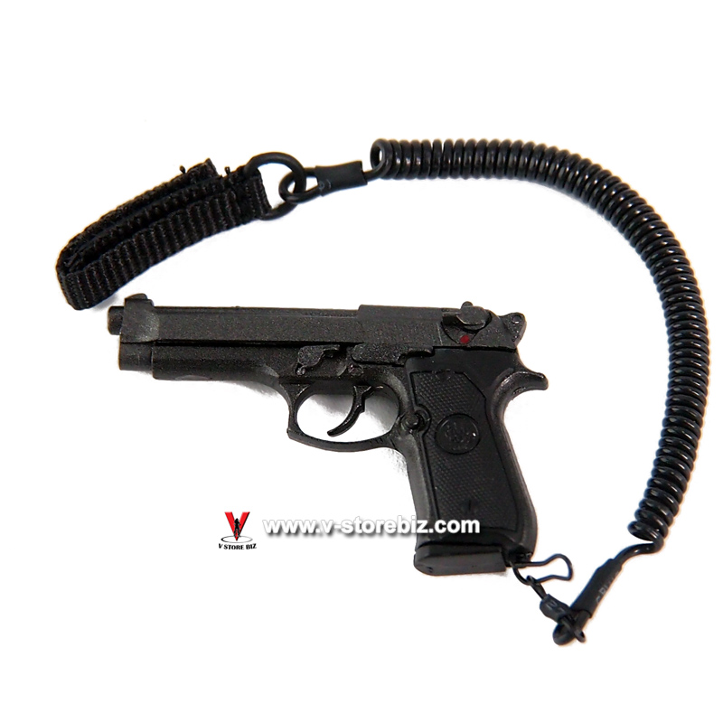 Soldier Story SS105 ISOF M92F 9mm Pistol & Holster