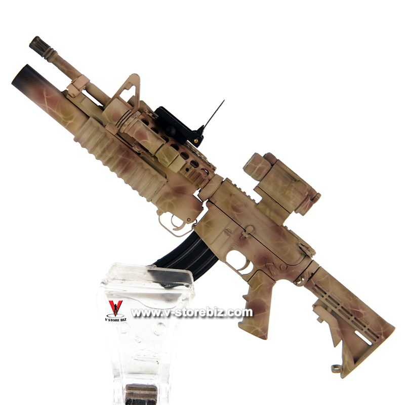 Soldier Story SS105 ISOF LAR-15 Self Loading Rifle /w M203 Grenade Launcher