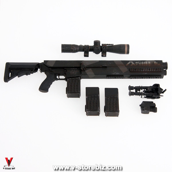 Green Wolf Gear Hanroku Trooper DAK K7 Rifle