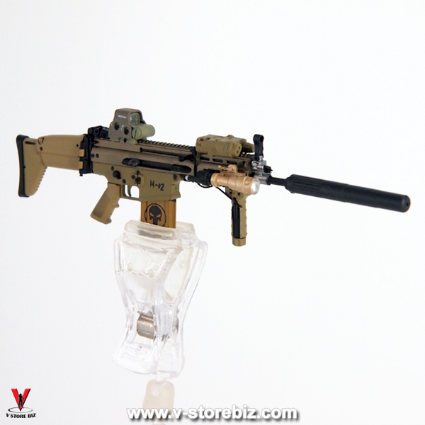 MiniTimes M012 SEAL Team FN Mk.17 SCAR Rifle