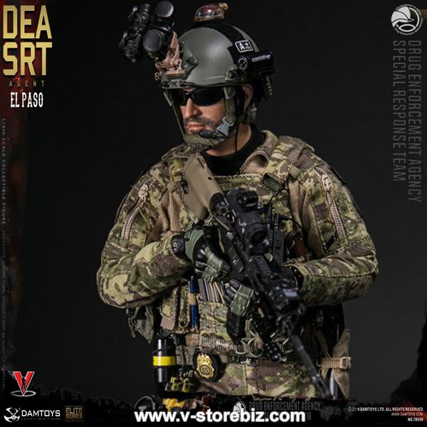 Detroit ATF Field Office Special Response Team 1 SRT-1 SWAT Illinois camo