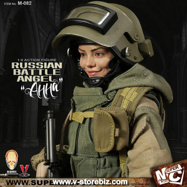 SuperMCToys Russian Battle Angel Анна