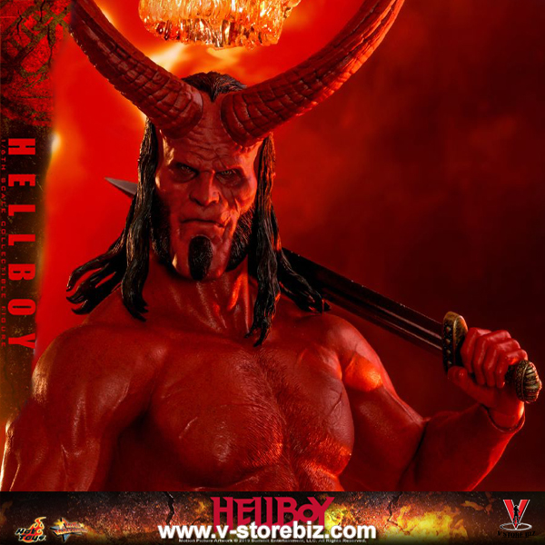 Hot Toys MMS527 Hellboy
