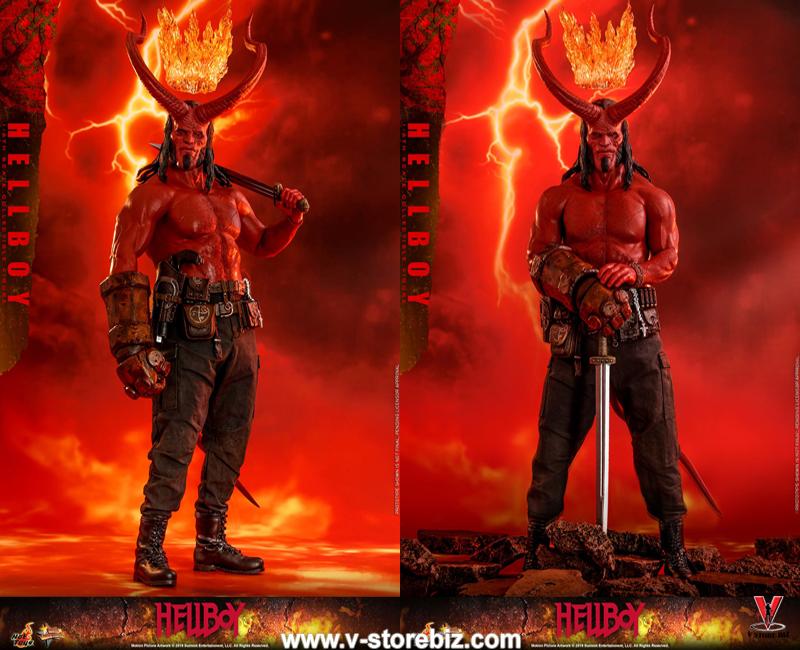 Hot Toys MMS527 Hellboy