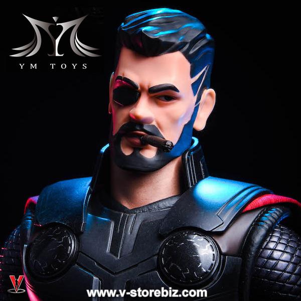 YMToys YM024 Male Headsculpt