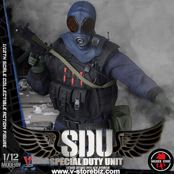 Soldier Story SSM002 Hong Kong SDU Assaulter