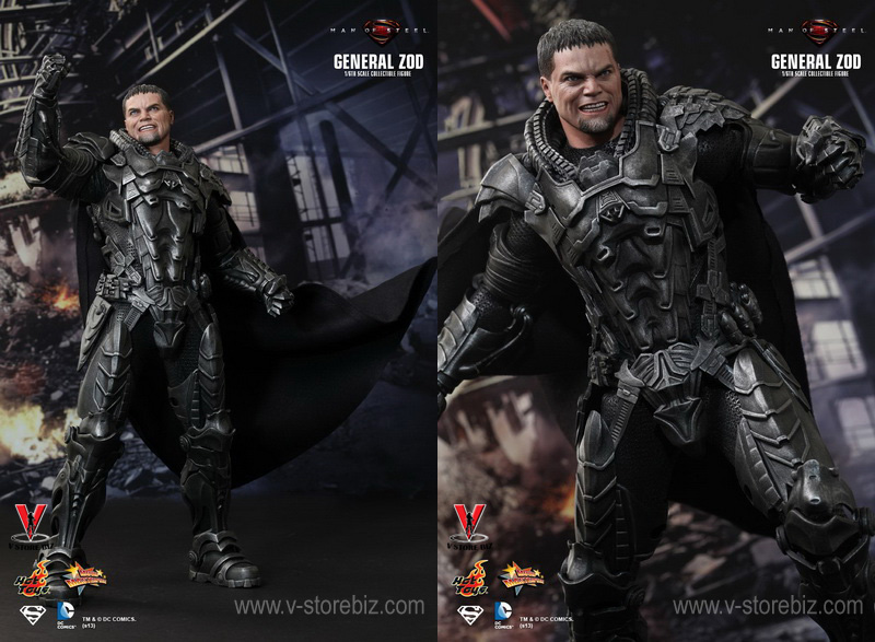 Hot Toys MMS216 Man of Steel: General Zod