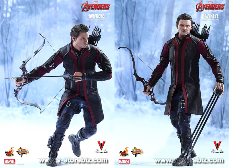 Hot Toys MMS289 Avengers: Age of Ultron Hawkeye
