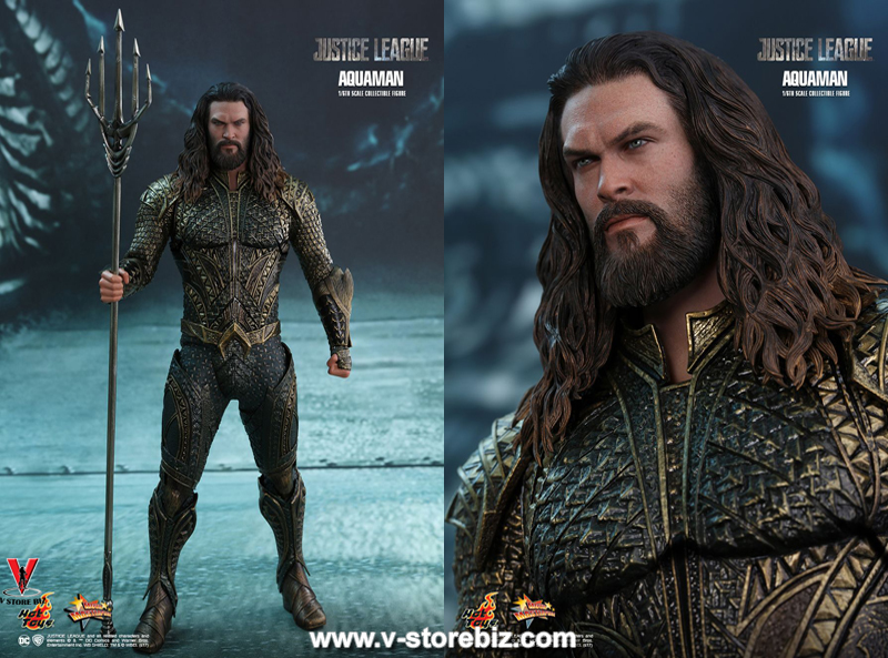 Hot Toys MMS447 Justice League Aquaman