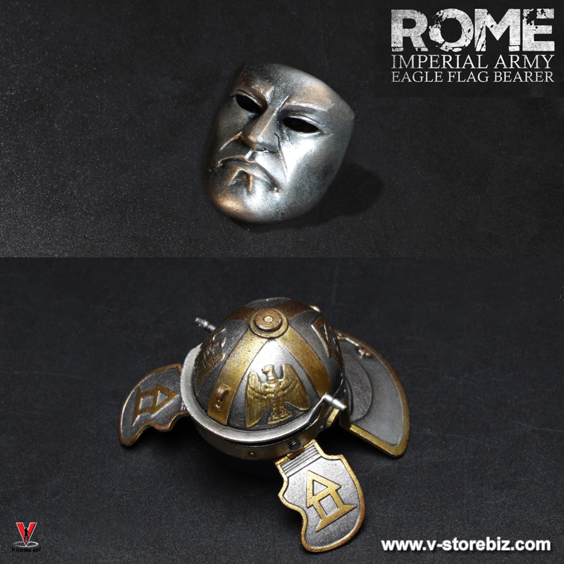 HH Model x HaoYuTOYS  HH18003 ROME Imperial Army  Aquilifer