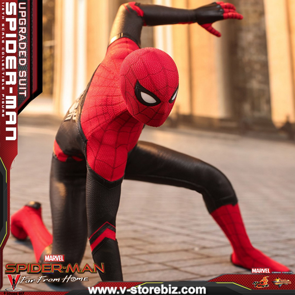 Hot Toys MMS542 Spiderman: Far From Home Spiderman (Upgraded Suit)