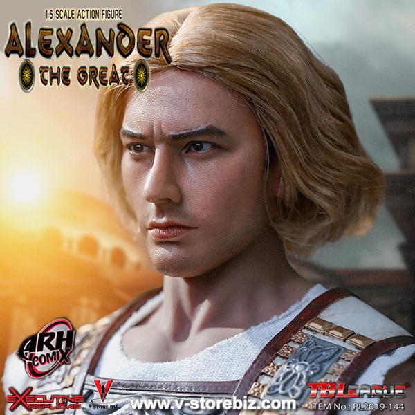 TBLeague PL2019-144 Alexander the Great