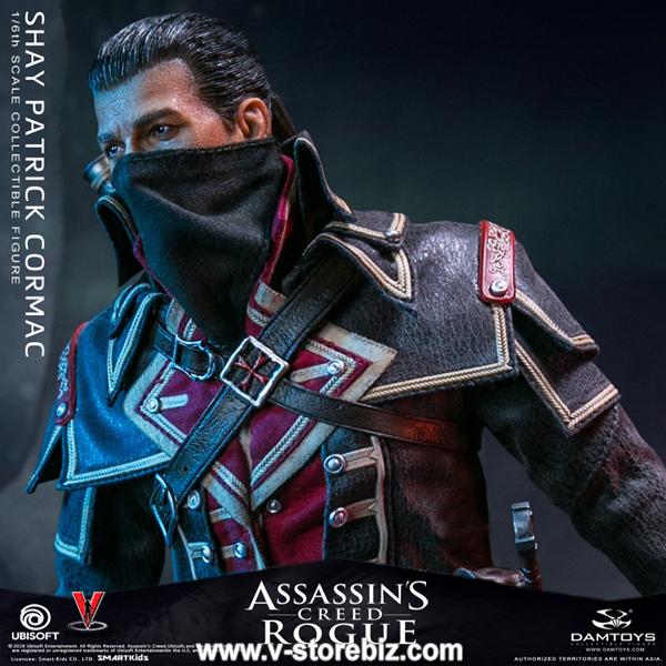 DAM DMS011 Assassin's Creed Rogue Shay Patrick Cormac