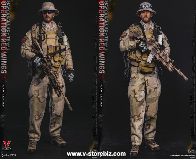 DAM 78069 Operation Red Wings Navy SEAL SDV-1 Team Leader