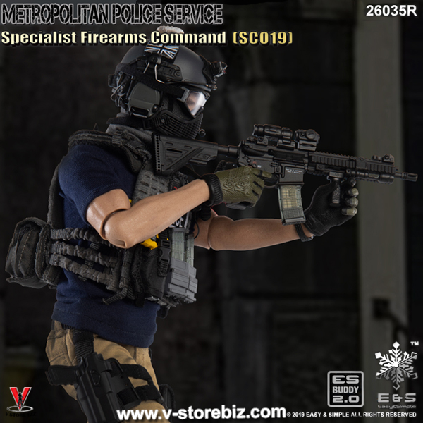 E&S 26035R British Specialist Firearms Command SCO19 (2019 Version)