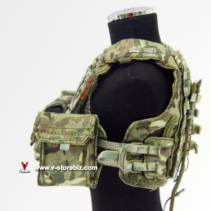 BRITISH ARMY MTP VIRTUS MULTICAM New utility admin pouch ? MG POUCH