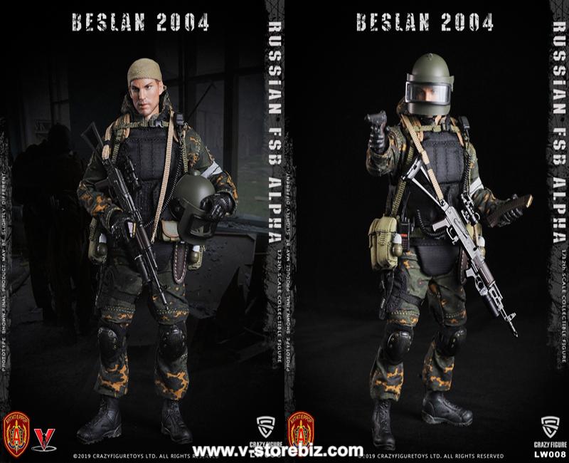 Crazy Figure LW008 Russian FSB Alpha Grenadier