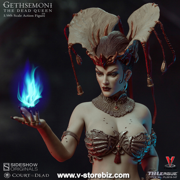 TBLeague Sideshow PL2019-147 1//6 Gethsemoni The Dead Queen Bikini Style Bottom