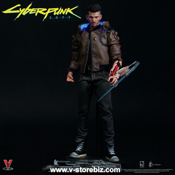 Pure Arts PA001CP 1/6 Cyberpunk 2077 : V Guy