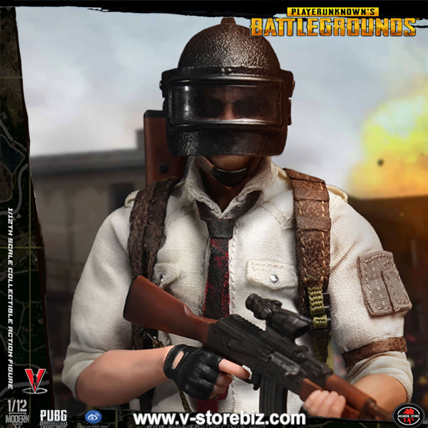 Soldier Story SSG-001 1/12 Scale PUBG (Standard Edition)