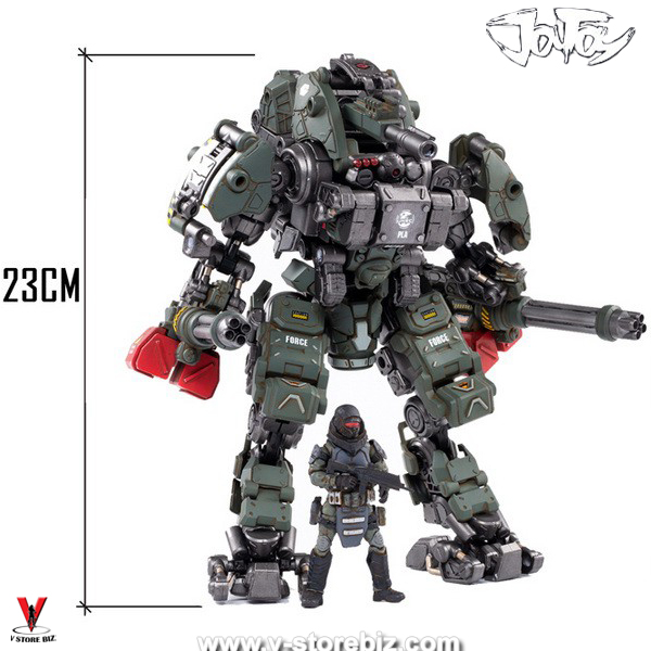 Joytoy 1//25 Steel Bone H05 Heavy Firepower Armor Military Green Ver.