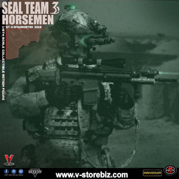 Soldier Story SS120 SEAL Team 3 Horsemen (Anniversary Edition)