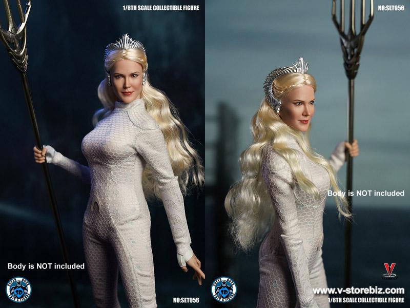 SuperDuck SET056 Queen of Atlantis