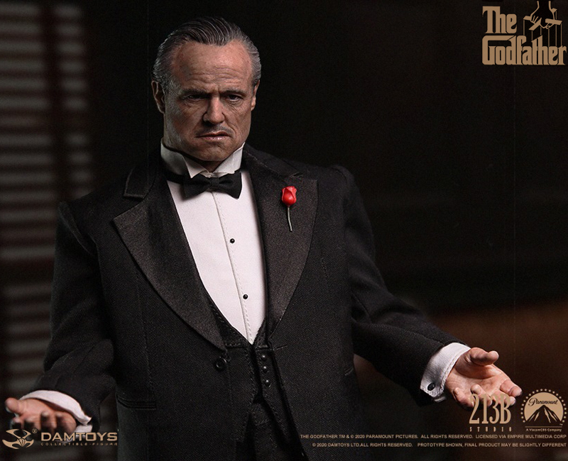 DAM DMS032 The Godfather Vito Corleone
