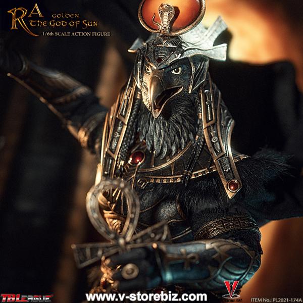 TBLeague PL2021-174A Ra the God of Sun - Golden