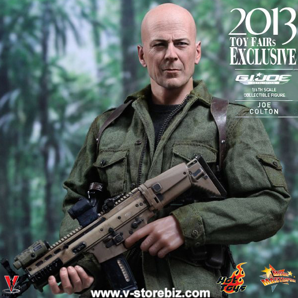 Hot Toys MMS206 Joe Colton (2013 Toy Fairs Exclusive)