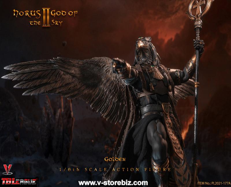 TBLeague PL2021-177A Horus: God of the Sky (Golden)