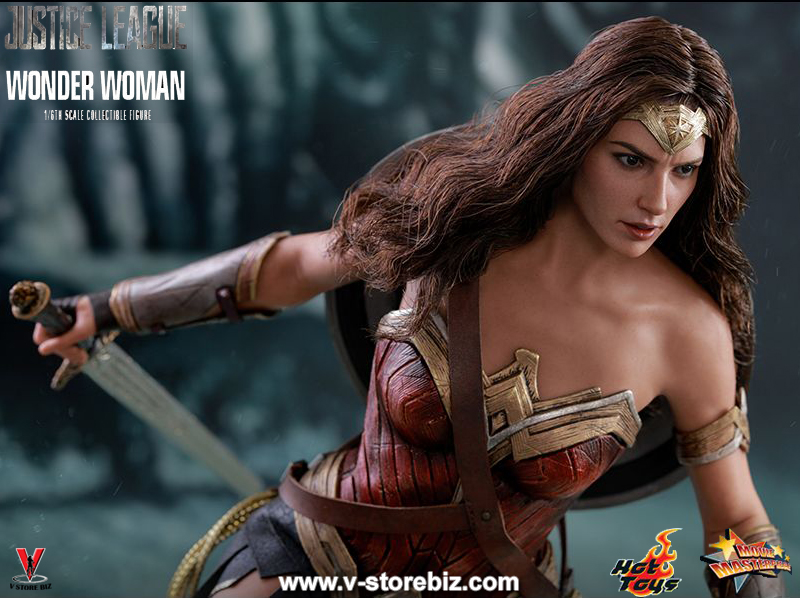 Hot Toys MMS450 Justice League Wonder Woman