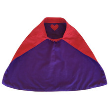 Meebie Super Cape - front view with neck closed