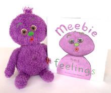 Meebie Mini + Meebie has Feelings