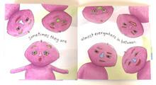 """""""Meebie has Feelings"""" Hardcover Book"""